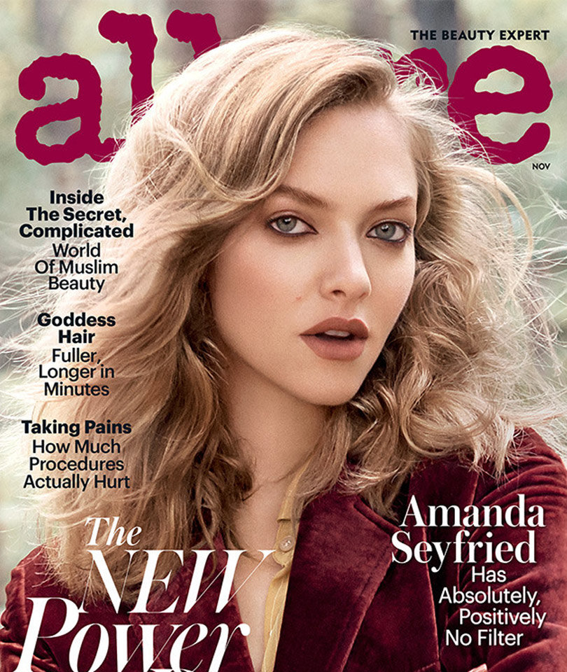 Amanda Seyfried Opens Up About Living With Mental Illness