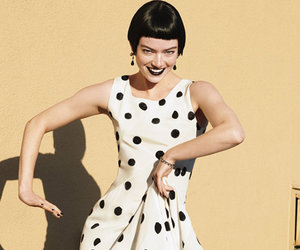 Emma Stone Does Her Best Britney Spears Impression for Vogue's 73 Questions