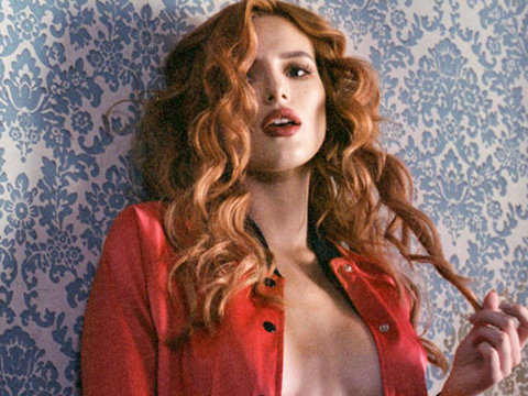 "Bella Thorne Strips for Sexy Playboy Spread -- Tells Haters to ""F--- Off!"""