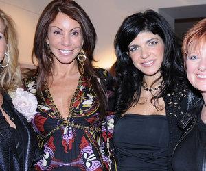 "Teresa Giudice Reunites with Former ""RHONJ"" Enemy Danielle Staub"