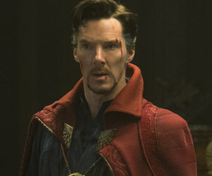 "Benedict Cumberbatch Was ""Giddy Like a Kid on Halloween"" Trying On ""Doctor…"