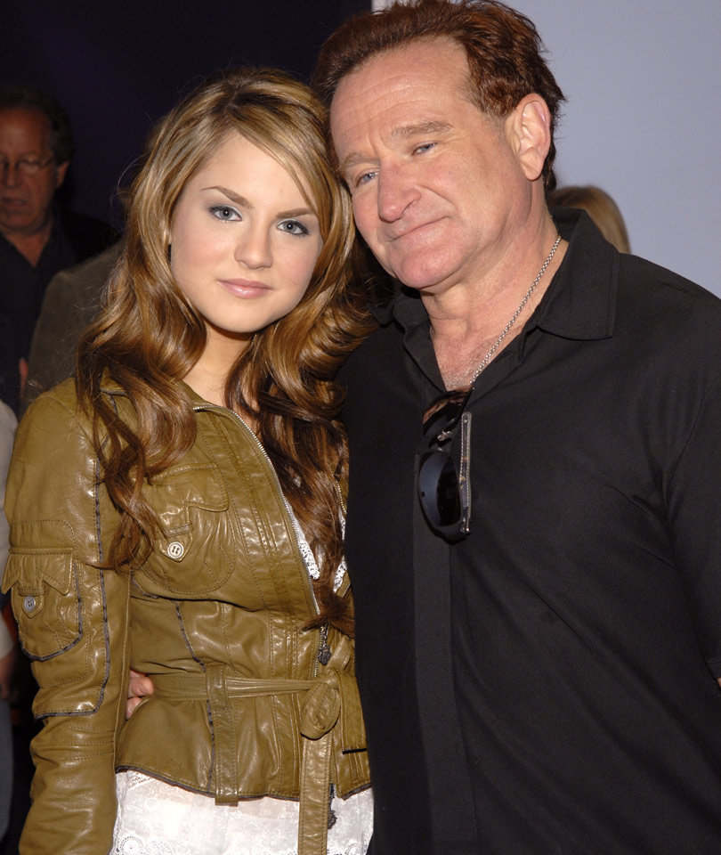 """JoJo Dishes On """"Inspiring"""" Relationship With Late Robin Williams and Friendship With His Daughter Zelda"""