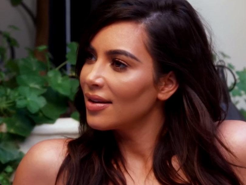 "Kris Breaks Down In New Video, Says Kim ""Abandoned"" Her"
