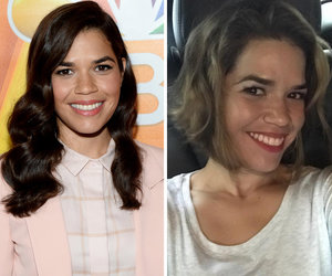 America Ferrera's Hair -- Short or Long?
