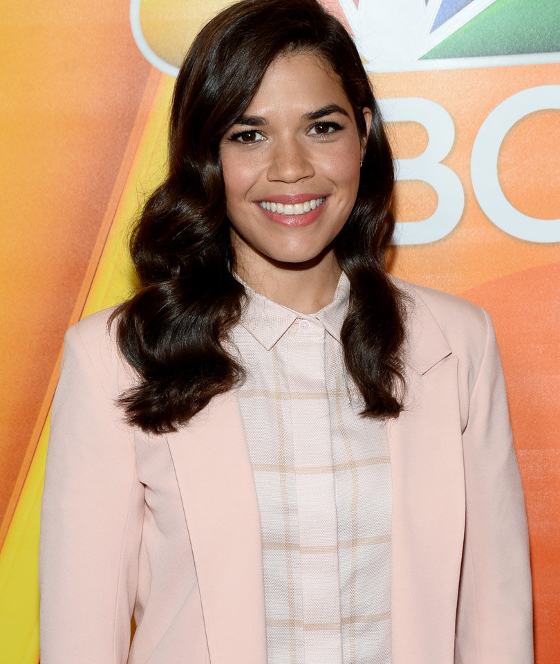 America Ferrera Debuts Short New 'Do -- Like the Look?