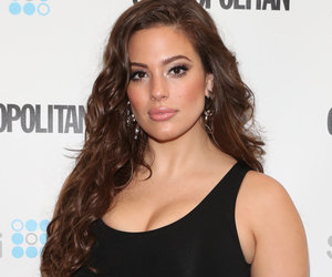 Ashley Graham Sports Bright Red Wig, Poses For Completely Naked Photo!