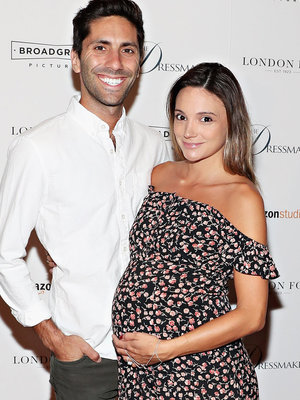 Nev Schulman & Fiancee Laura Perlongo Welcome Baby Boy