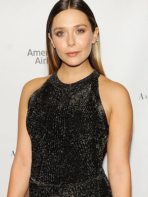 Elizabeth Olsen Sparkles at The American Ballet Theater Fall Gala