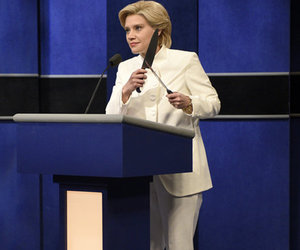 """Saturday Night Live"" Tackles Final Presidential Debate"