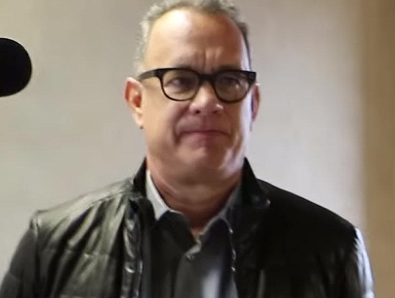 """You've Gotta See Tom Hanks Perform the Rap from """"Big"""""""