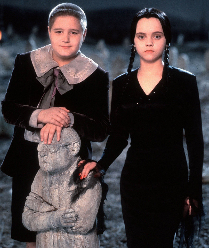 "Pugsley from ""The Addams Family"" Films Resurfaces -- See Him 25 Years Later!"