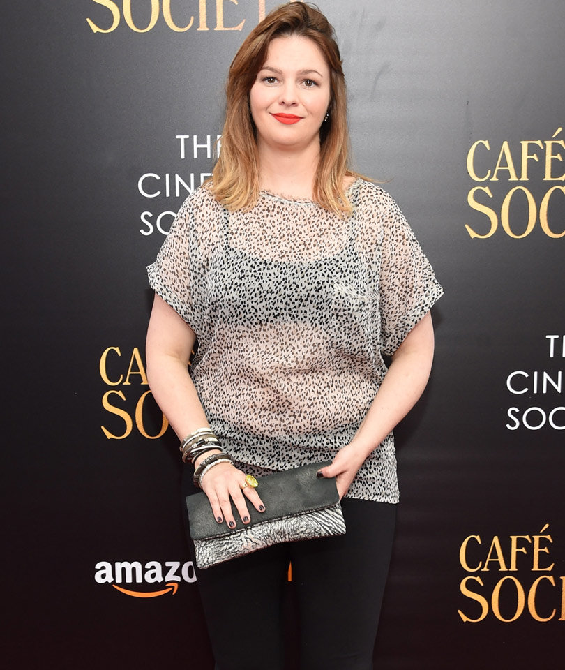 Amber Tamblyn Reveals She's Pregnant In Moving Essay About Women