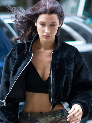 It Looks Like Bella Hadid Will Be Walking In the Victoria's Secret Runway Show
