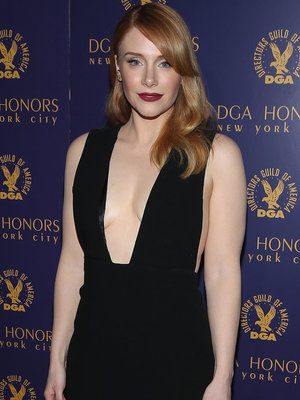 "Bryce Dallas Howard Gained 30 Pounds for ""Black Mirror"" Role"