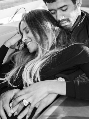Baby on Board! Ciara & Russell Wilson Confirm Pregnancy
