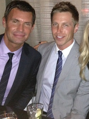 Jeff Lewis & Gage Edwards Welcome Baby Girl -- See First Photo!