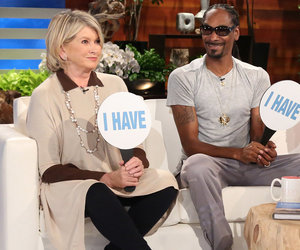 Martha Stewart, Snoop Dogg & Anna Kendrick Play Never Have I Ever with Ellen