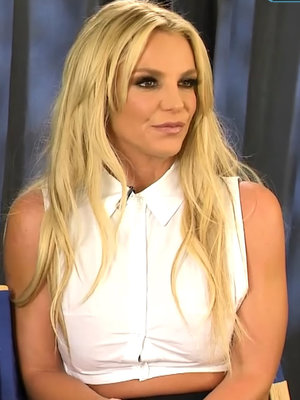 Britney Explains How She Almost Ended Up Topless Onstage