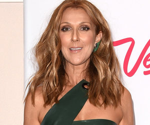 Celine Dion Spends the Day at Disneyland For Twins' Birthday