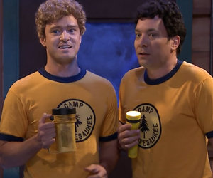Justin Timberlake & Jimmy Fallon Can't Keep a Straight Face In New Sketch