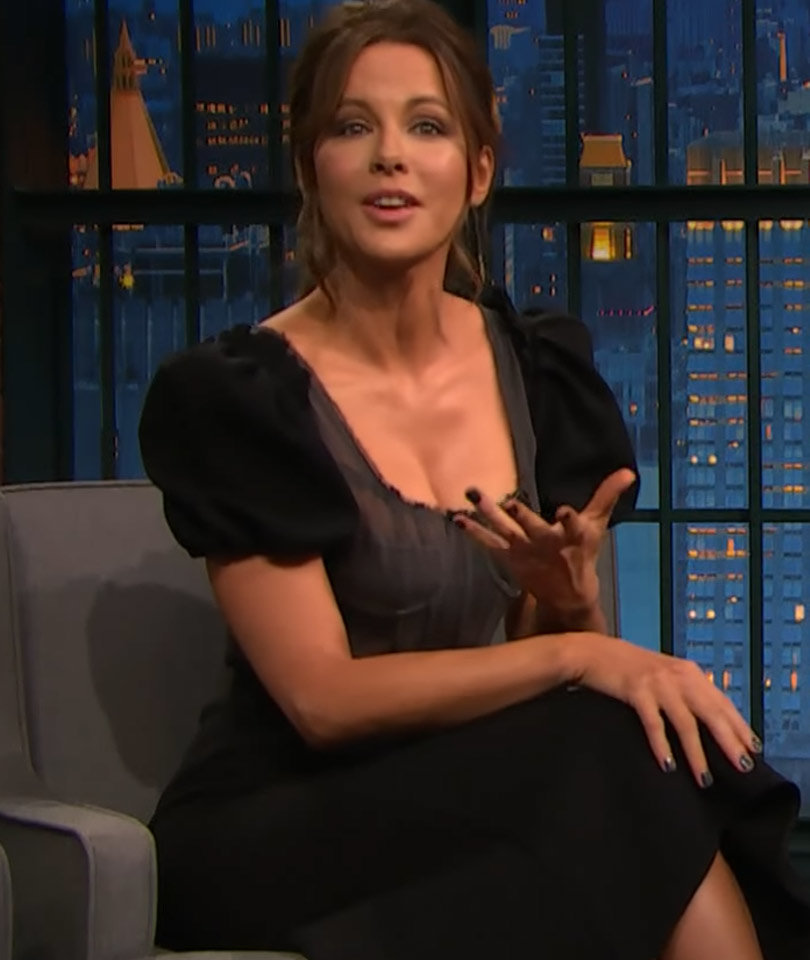 Kate Beckinsale Dishes on Her Penis Art Obsession