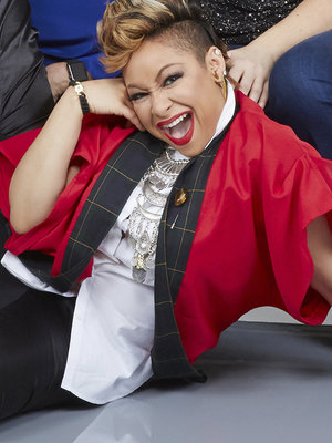 "Raven-Symone Leaving ""The View"" for ""That's So Raven"" Spin-Off!"
