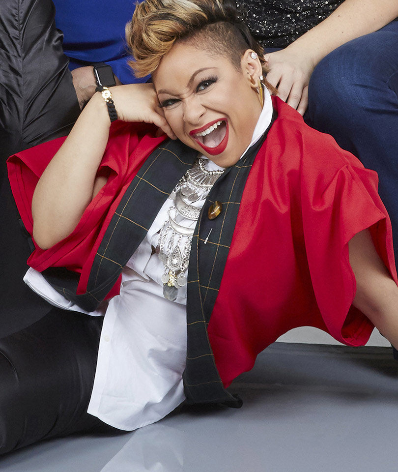 "Raven-Symone Leaving ""The View"" for ""That's So Raven""…"