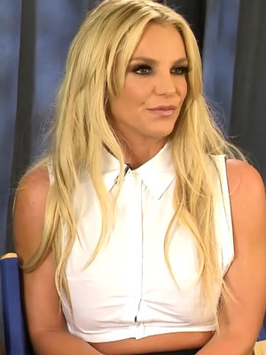 Britney Spears Explains How She Almost Ended Up Topless Onstage