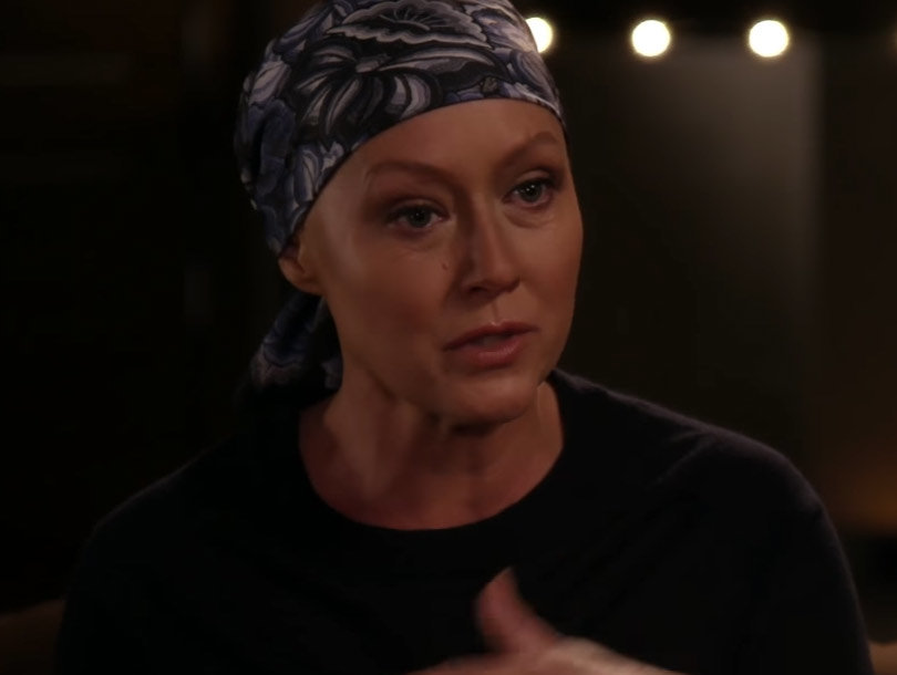 Shannen Doherty Brings Chelsea Handler to Tears Discussing Cancer Battle