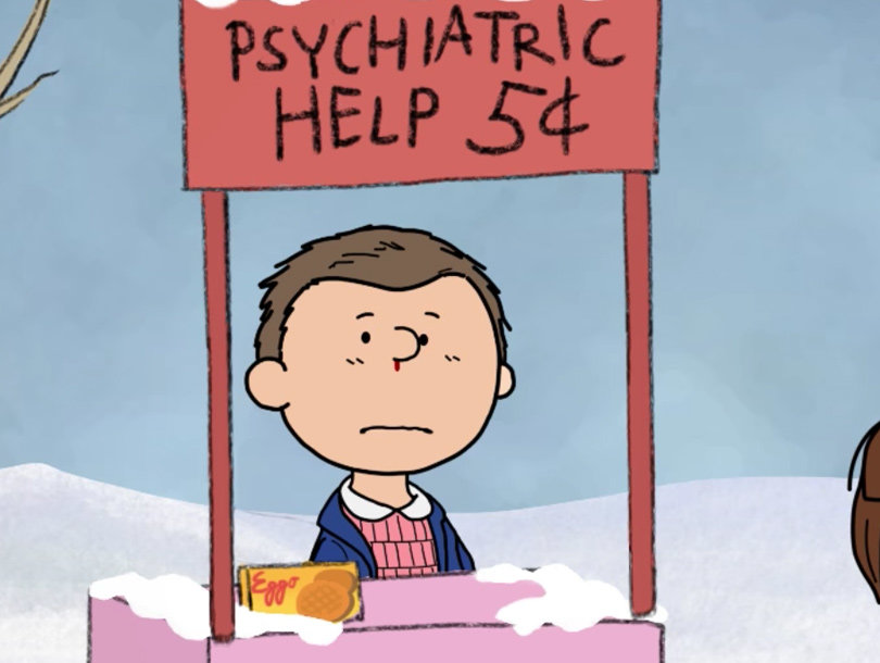 """This """"Stranger Things""""/Charlie Brown Mashup Is Everything"""