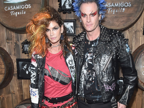 Take a Peek Inside Celeb-Packed Casamigos Halloween Party