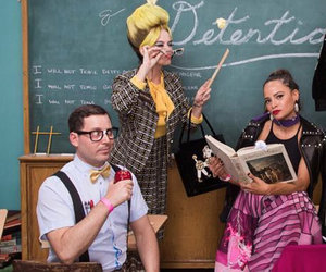 Katy Perry Had One Incredible, Sock Hop-Themed Birthday Bash