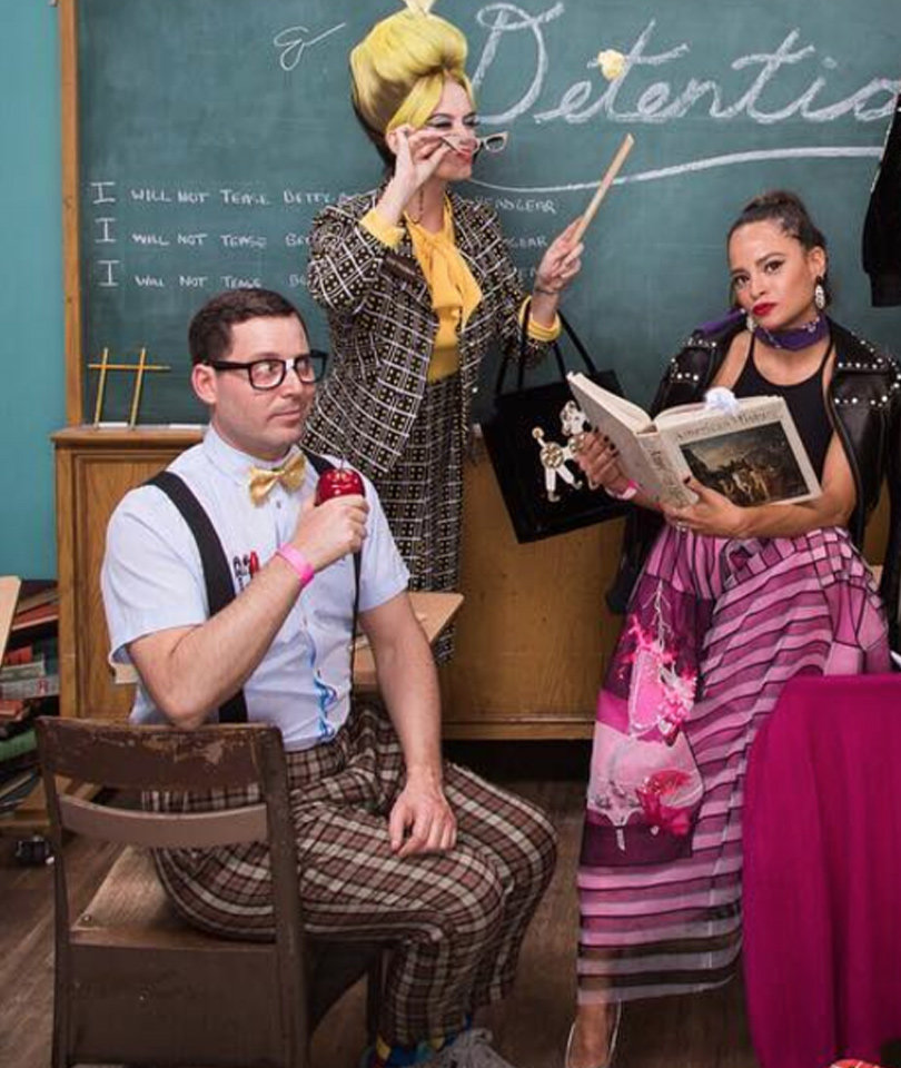 Katy Perry Had One Incredible, Sock Hop-Themed Birthday Bash