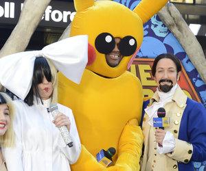 """GMA"" Does Pokemon, Hamilton & More for Halloween"