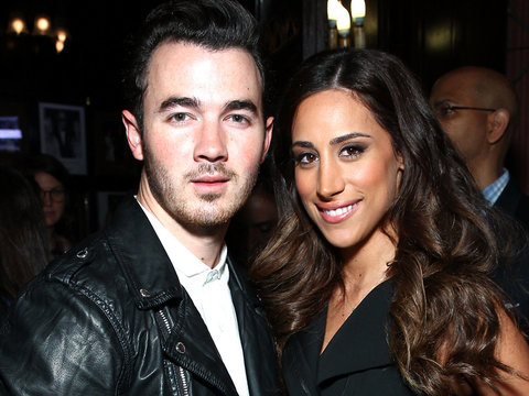 See the First Photo of Kevin Jonas' Baby Girl Valentina!