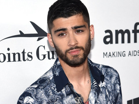 Zayn Had an Eating Disorder When He Was With One Direction