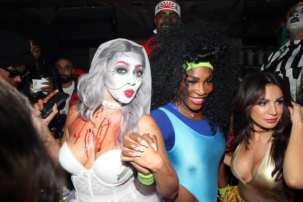 Halloween 2016: Every Celebrity Costume You Need to See | toofab.com