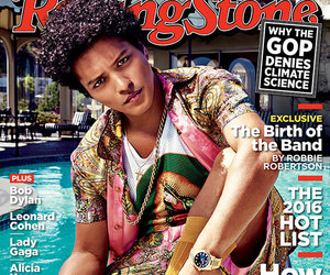 Bruno Talks Kanye Feud, Shares Funny Beyonce Super Bowl Story