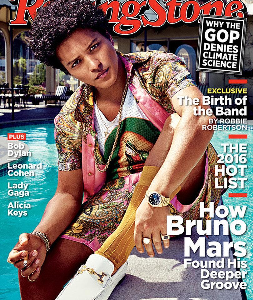 Bruno Talks Kanye Feud, Shares Funny Beyonce Super Bowl Story