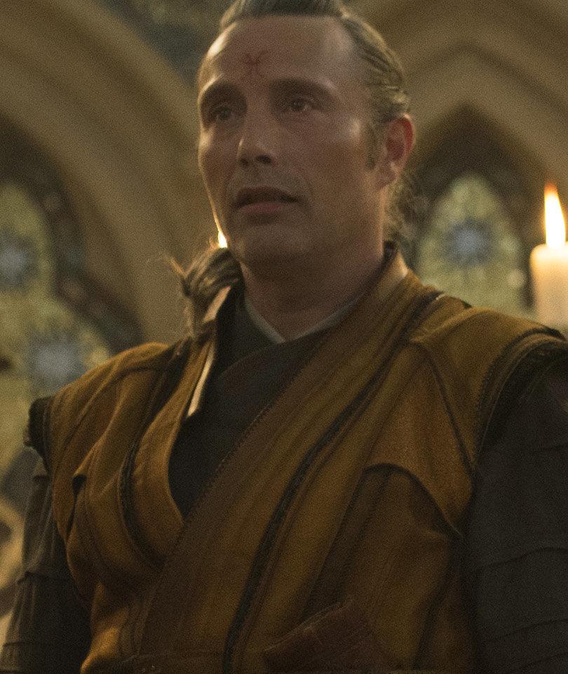 """Mikkelsen Talks """"Doctor Strange,"""" """"Rogue One"""" and Fannibals"""