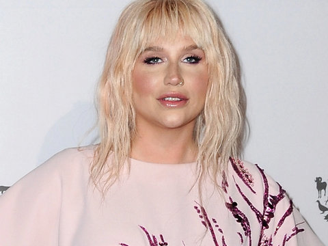 Kesha Immortalizes Halloween Costume with a Narwhal Tattoo