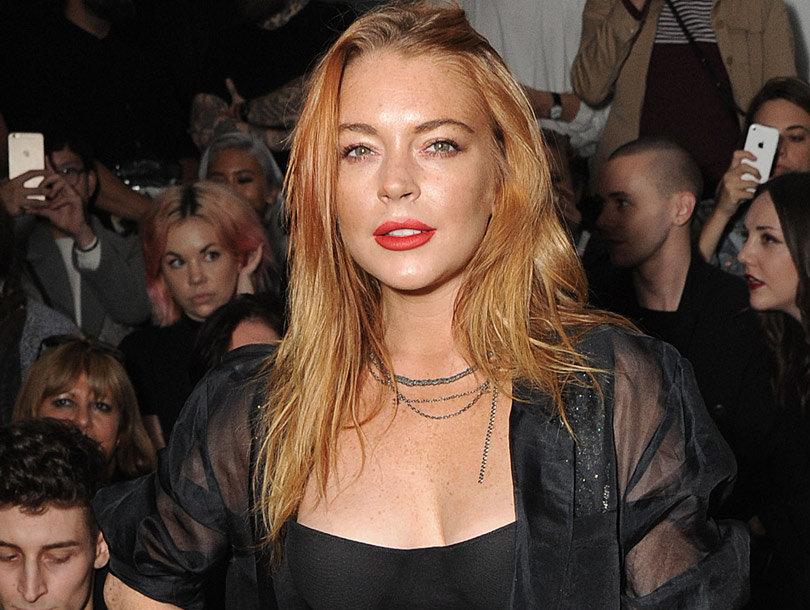 """Lindsay Lohan Explains Her Strange New """"LILLOHAN"""" Accent"""