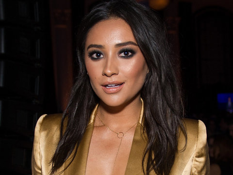 "Shay Mitchell Breaks Down In Emotional Farewell Video to ""PLL"""