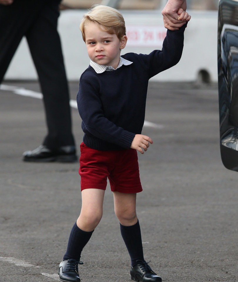 Ben Affleck Dishes on Son's Playdate with Prince George: He Got a Cold From the King of England!