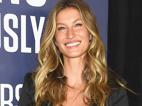 """Gisele Bundchen Says Her Kids Didn't Get To Eat Their Halloween Candy: """"I Let Them Have…"""