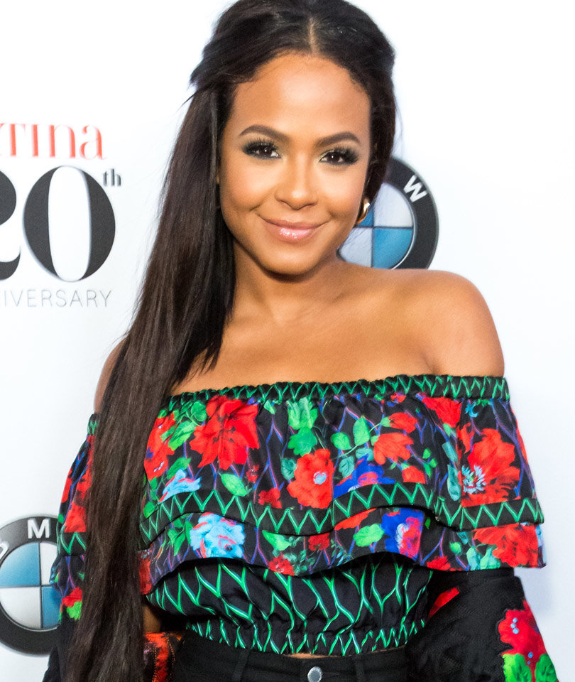 Christina Milian Reveals If Daughter Will Follow In Her Footsteps!