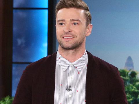 Justin Timberlake Gushes About Son Silas to Ellen DeGeneres