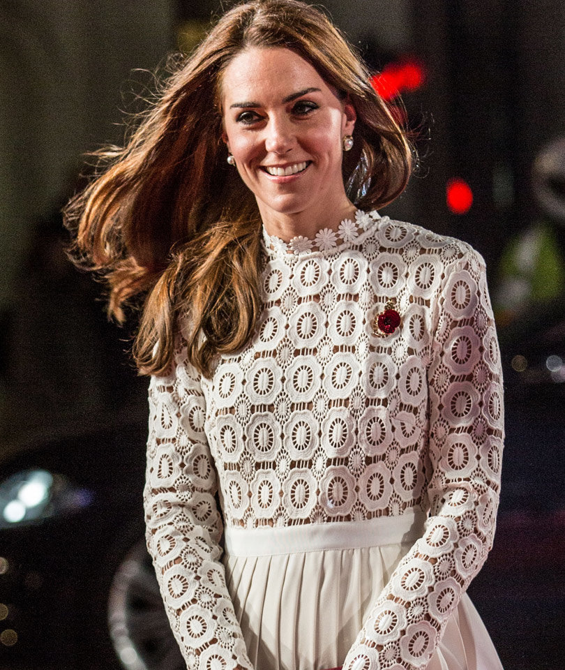 Kate Middleton Shows Off Long Legs on the Red Carpet
