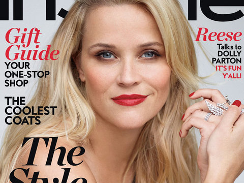 Reese Witherspoon: It's Good For the Kids to See Women Working