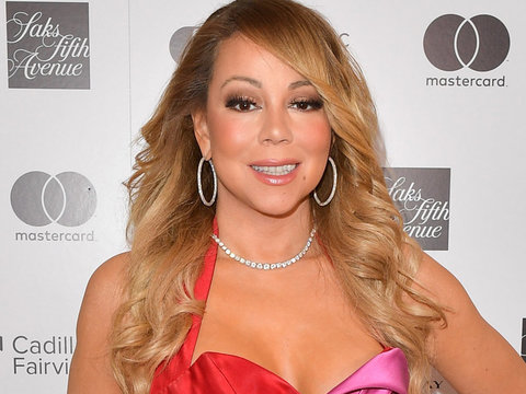 Mariah Carey Steps Out After Her Split Wearing THIS?!